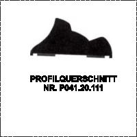 Profilquerschnitt - A-P041.20.111