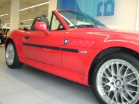 RAMMSCHUTZLEISTEN - BMW Z 3 - A-BMW Z3RS 41222