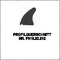 Profilquerschnitt - A-P018.22.212