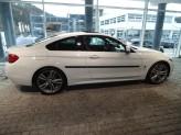 RAMMSCHUTZLEISTEN - BMW 4 Coupe + Cabrio 2014 (F32) - A-BM 40 R2 0077