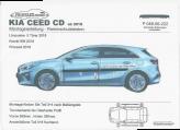 RAMMSCHUTZLEISTEN - KIA Ceed CD - A-KI 49 R2 0112